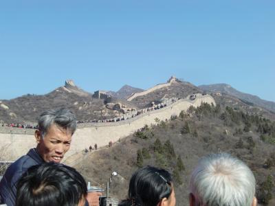 ROC観戦&北京観光の旅3日目