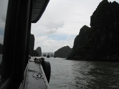 ベトナム・ハロン湾に行きました。(再クルーズ編)