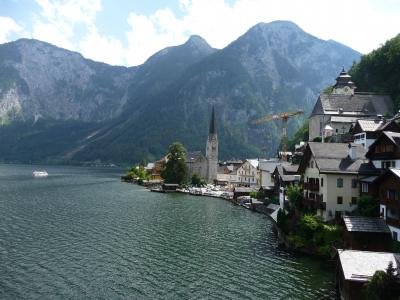 2009年ドイツ・オーストリアの旅【20】オーストリア8.《バート・イシェル⇔ハルシュタット》