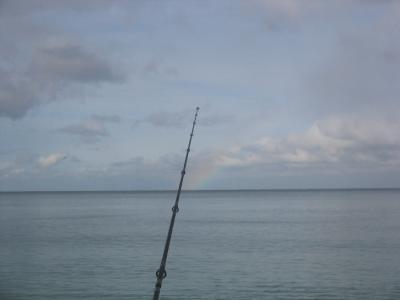 道南釣の旅-2009-/海アメ シーズンイン聖地島牧からスタート