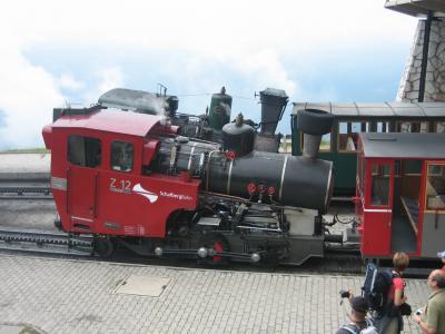 大好き☆オーストリア周遊2009 (5)シャーフベルク鉄道