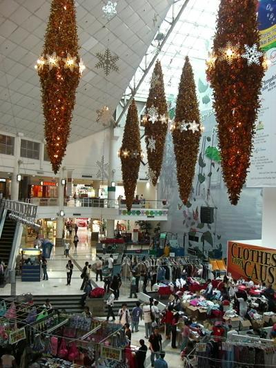 マニラ(フィリピン) 2009年11月-ホテル、クリスマス編