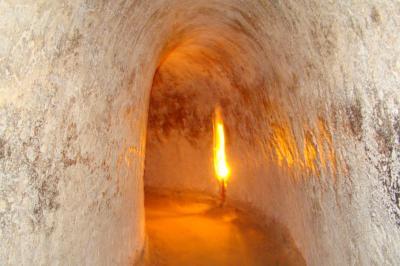 いきいきホーチミン(07) 一日ガイドツアー:クチトンネル ~2009年10月~