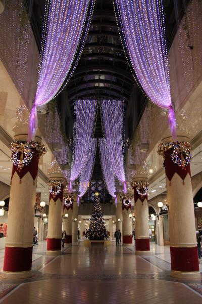 クリスマス・イルミネーション 2009大阪