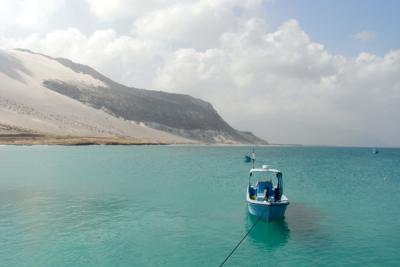 Insha'Allah イエメン旅(4)ソコトラ島~海