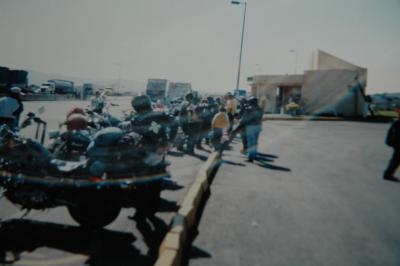 2000年ハーレー北米中米71285kmの旅vol18