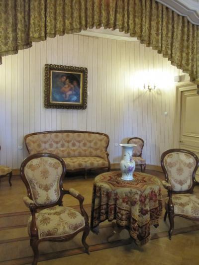 2009年ウクライナ旅行第8日目(2)クリミア半島:2日目に豪雨で行きそびれたマサンドラ宮殿へ