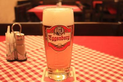 欧州鉄道【8カ国目チェコ・チェスキークルムロフ】~バックパックを背負って中世の町でビール
