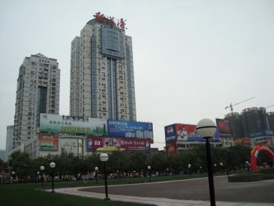 2008年 10月 宜昌旅行(宜昌市内)