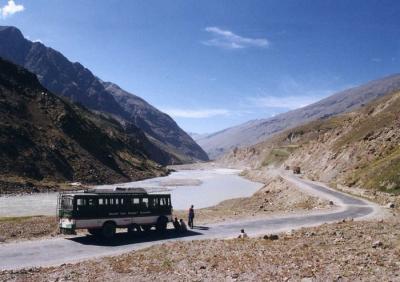 インドにあるチベット世界、秘境ラダックへの道 【インド北部ラダック地方】