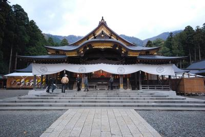 新潟県の旅 ~弥彦神社~