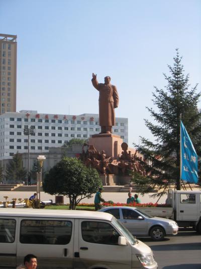 今年の慰労休暇は中国本土の瀋陽、大連・旅順を旅しました。 2日目