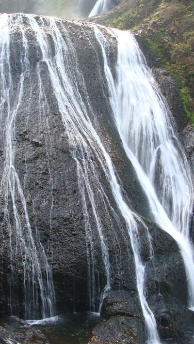 袋田の滝。 観瀑台編