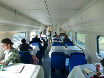 ヨーロッパ(4カ国)国際特急列車の旅④(ミラノ→ベルン)