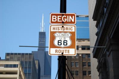 ルート66(Route66)一人旅 Part1