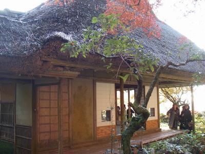 九年庵と吉野ヶ里歴史公園