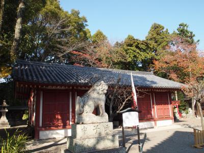 堺の国宝:櫻井神社へ