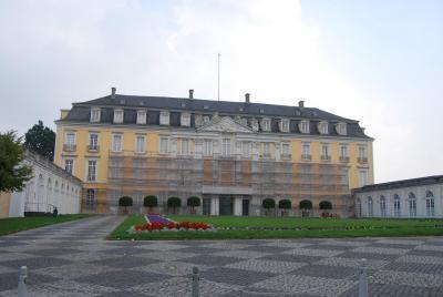 世界遺産探訪 vol.51 ブリュールのアウグストゥスブルク城群と別邸ファルケンルスト