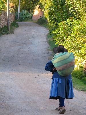 【 2009年 ペルー旅行 】 ~聖なる谷ウルバンバ ~