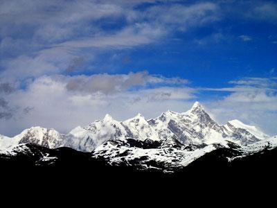 茶馬街道(チベット高原2500Km)をたびして