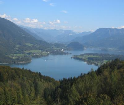 オーストリアドライブ(その1)−グラーツからザルツカンマーグートへ