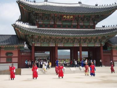 初の海外旅行!韓国、ソウル近辺世界遺産めぐり(1)