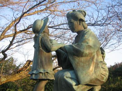 静岡市内観光 --- 日本平