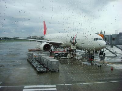 この日も伊丹から羽田へは120便です