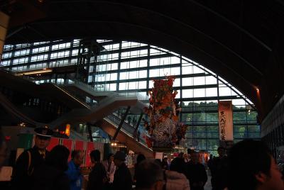 同窓会を兼ねた九州の旅⑥九州国立博物館訪問