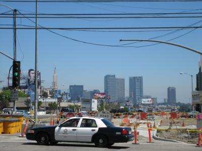 人種の坩堝 【LA Down Town】と芸術の街 【Pasadena】