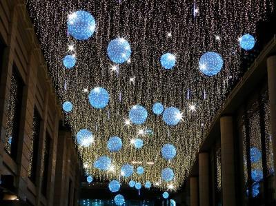 Winter Illumination 2009 ~2Hills, Sacas & Midtown~