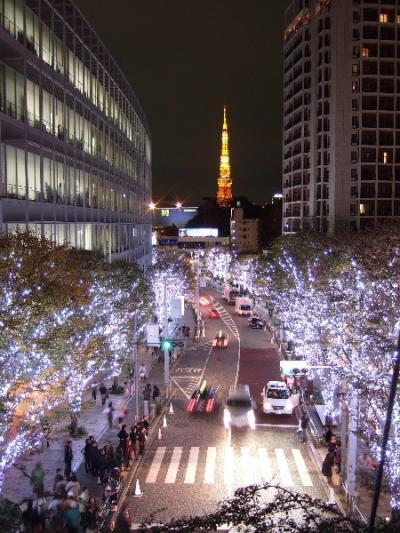 クリスマス・イルミネーション2009