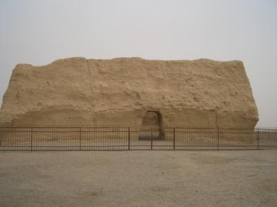 2009GW 中国シルクロード河西回廊1000キロ ⑤