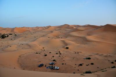 砂漠!さばく!サバク! 5 大自然に抱かれて