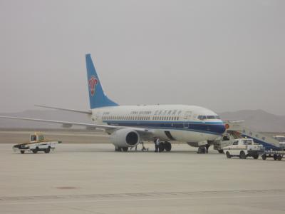 2009GW 中国シルクロード河西回廊1000キロ ⑥