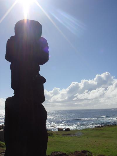世界一周旅行 チリ・イースター島