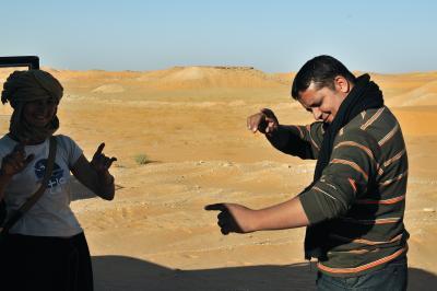 砂漠!さばく!サバク! 8 最後のオアシス エル・ゴレア