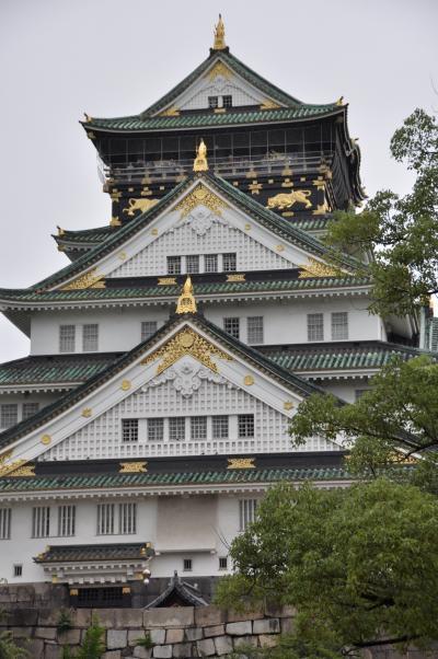 大阪に陣をはる~大坂城へ行く~