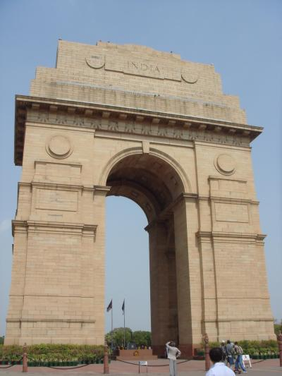 世界一周旅行 インド・デリー
