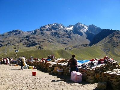 【 2009年 ペルー旅行 】 ~標高4335mララヤ峠越え~