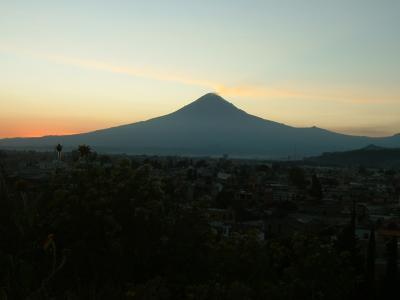 メキシコの田舎町、チョルーラに4回目の訪問。