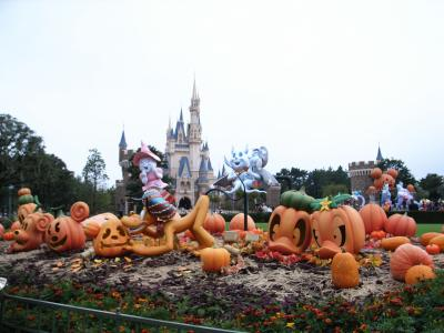 Tokyo Disney Land 2009Halloween《その1》