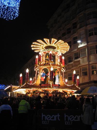 ♪フランクフルト・クリスマス・マーケット♪ in バーミンガム
