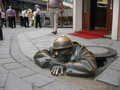 【中欧5カ国巡り8日間⑤】スロバキア :ブラチスラバ編(2007.6)