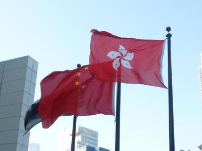 4度目の香港、そして初・澳門の旅①