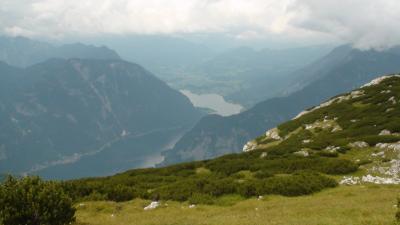 3ヶ国ドライブの旅 ⑦ ダッハシュタインとグムンデン
