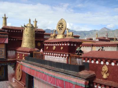 清蔵鉄道に乗ってチベットへ
