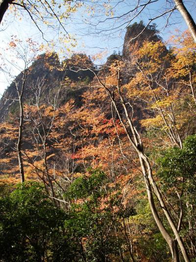 紅葉の雪彦山② 滝メグラーが行く73 雪彦山の滝めぐり