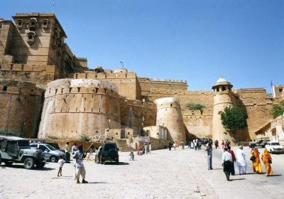 ラクダと楽師とマハラジャと 【インド、ラージャスターン州の旅】