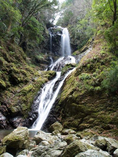 滝メグラーが行く74 2009滝納め 日本の滝百選60滝目は雨乞の滝 徳島県名西郡神山町